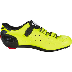 Sidi Alba Chaussures Homme, yellow fluo/black